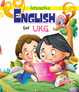 Ukg English Book